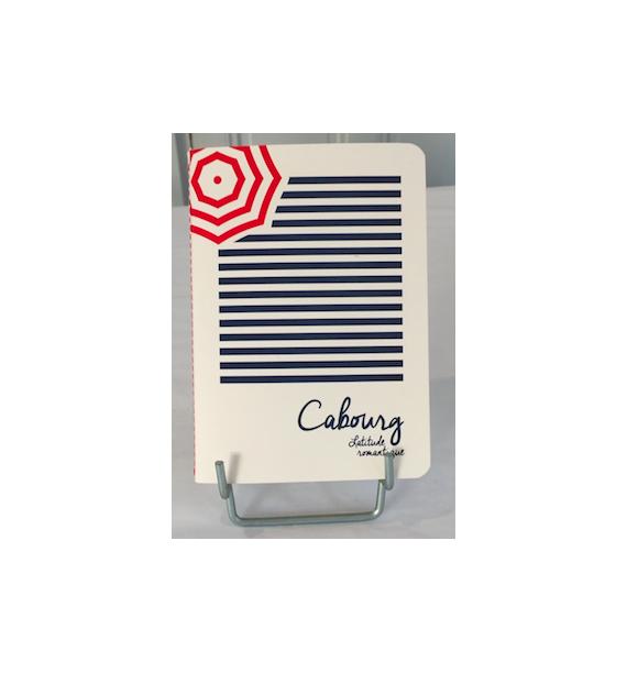 Carnet de note Cabourg